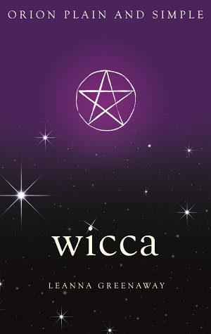 Wicca  Orion Plain and Simple