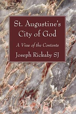 St  Augustine s City of God