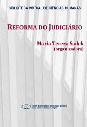 Relatório reforma do judiciário