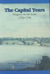 The Capital Years: Niagara-on-the Lake, 1792-1796