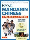 Basic Mandarin Chinese   Speaking   Listening PDF
