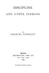Discipline: And Other Sermons