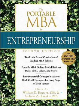 The Portable MBA in Entrepreneurship PDF