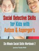 Six Minute Social Skills Workbook 2 Book PDF