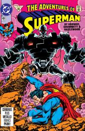 Adventures of Superman (1994-) #491