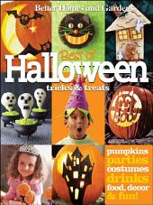 Halloween Tricks & Treats (Better Homes and Gardens)