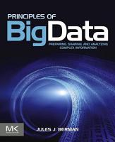 Principles of Big Data PDF