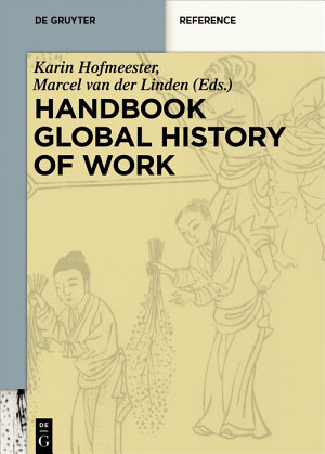 Handbook Global History of Work PDF