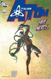 The All New Atom (2006-) #20