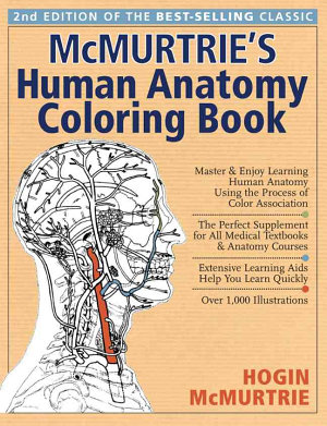 McMurtrie s Human Anatomy Coloring Book