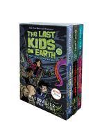 The Last Kids on Earth: Next Level Monster Box (books 4-6)