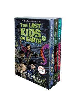 The Last Kids on Earth  Next Level Monster Box  books 4 6
