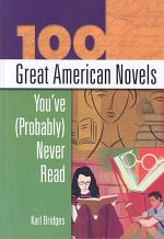 100 Great American Novels You've (probably) Never Read