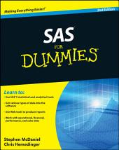 SAS For Dummies: Edition 2