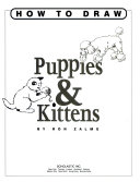 How to Draw Puppies   Kittens PDF