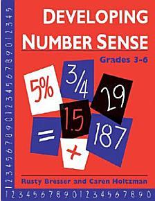 Developing Number Sense  Grades 3 6 PDF