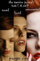 Vampire Journals Bundle (Books 7, 8 and 9)