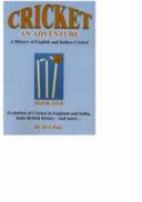 Cricket   an Adventure PDF