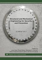 Structural and Mechanical Engineering for Security and Prevention PDF