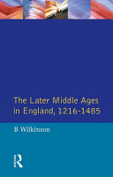 The Later Middle Ages in England 1216   1485 PDF