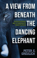 A View from Beneath the Dancing Elephant PDF