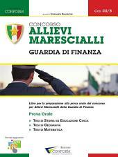 Concorso Allievi Marescialli - Guardia di Finanza Prova Orale