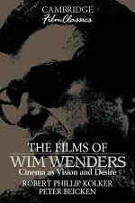 The Films of Wim Wenders