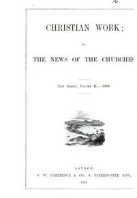Christian Work PDF