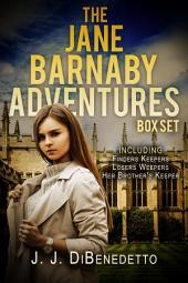 The Jane Barnaby Adventures Box Set