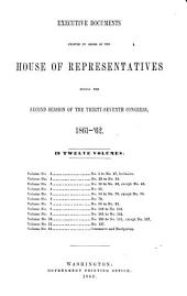 House Documents: Volume 3; Volume 174