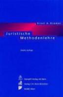 Juristische Methodenlehre PDF