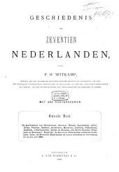 Geschiedenis der zeventien Nederlanden: Volume 2