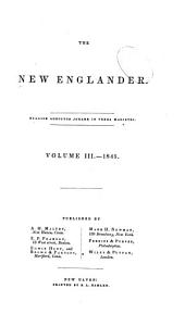 New Englander and Yale Review: Volume 3