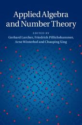 Applied Algebra and Number Theory
