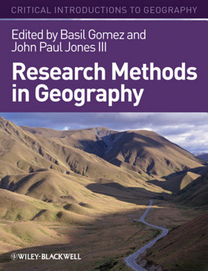 Research Methods in Geography PDF
