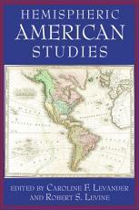 Hemispheric American Studies PDF