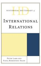Historical Dictionary of International Relations PDF