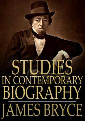 Studies in Contemporary Biography