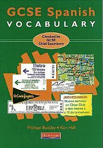 GCSE Spanish Vocabulary Book