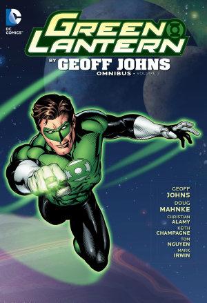 Green Lantern by Geoff Johns Omnibus
