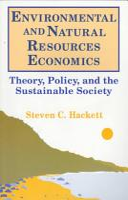 Environmental and Natural Resources Economics PDF