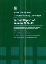 Second report of session 2012-13