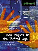 Human Rights in the Digital Age PDF
