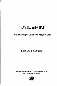 Tailspin PDF