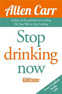Stop Drinking Now Book