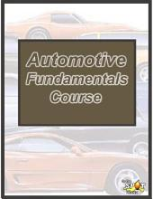 Automotive Fundamentals: Learning the inner workings of an automobile.