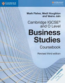 Cambridge IGCSE   and O Level Business Studies Revised Coursebook PDF