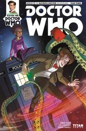 Doctor Who: The Eleventh Doctor #3.5: Time of the God