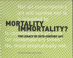 Mortality Immortality  PDF