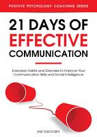 21 Days of Effective Communication PDF
